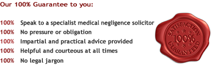 UK Medical Negligence